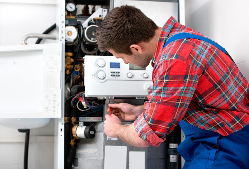 Kobgas Engineer Boiler Servicing